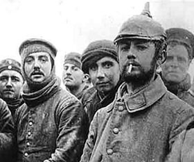 Disobeying Direct Orders, British & German Soldiers Forged