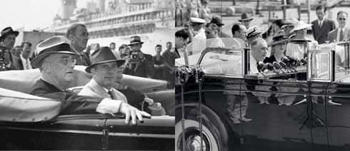 Which President Used Al Capone S Car