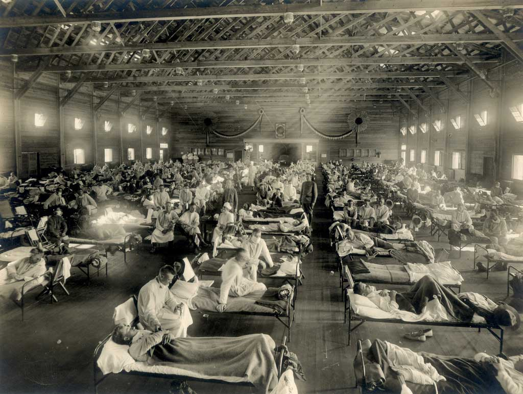 The Spanish Flu Didn't Originate in Spain